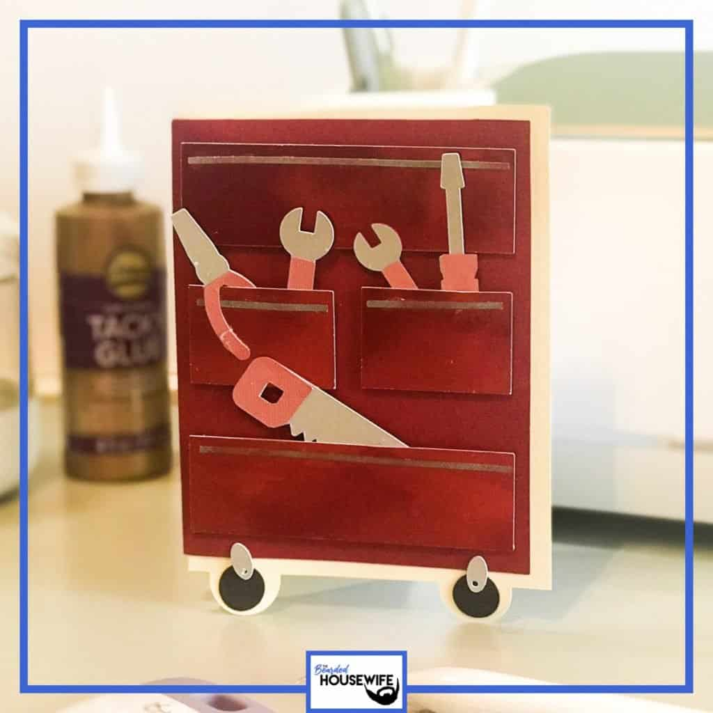 Tool box card