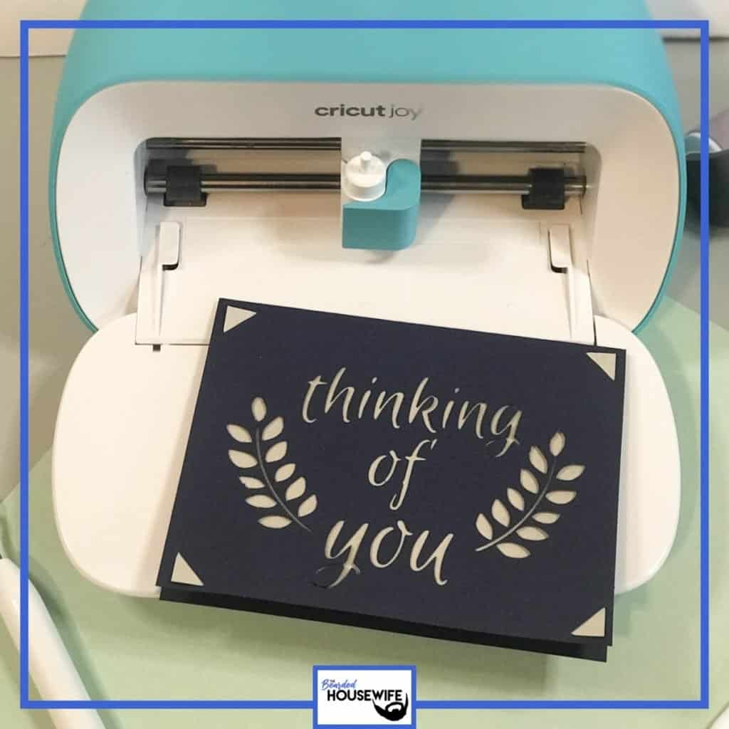 cricut joy insert card