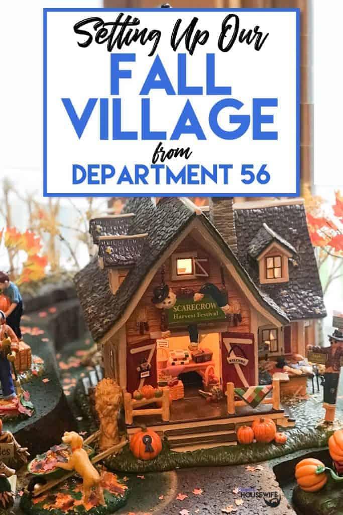 department 56 village