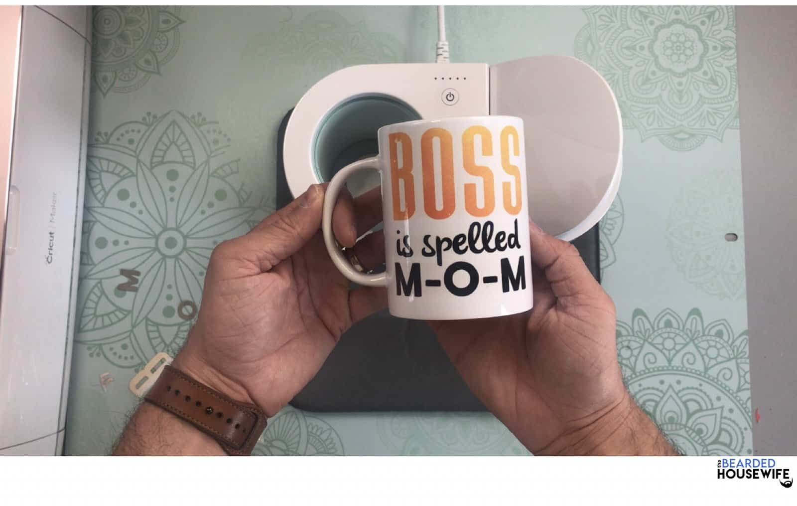 your awesome new mug is ready to gift!