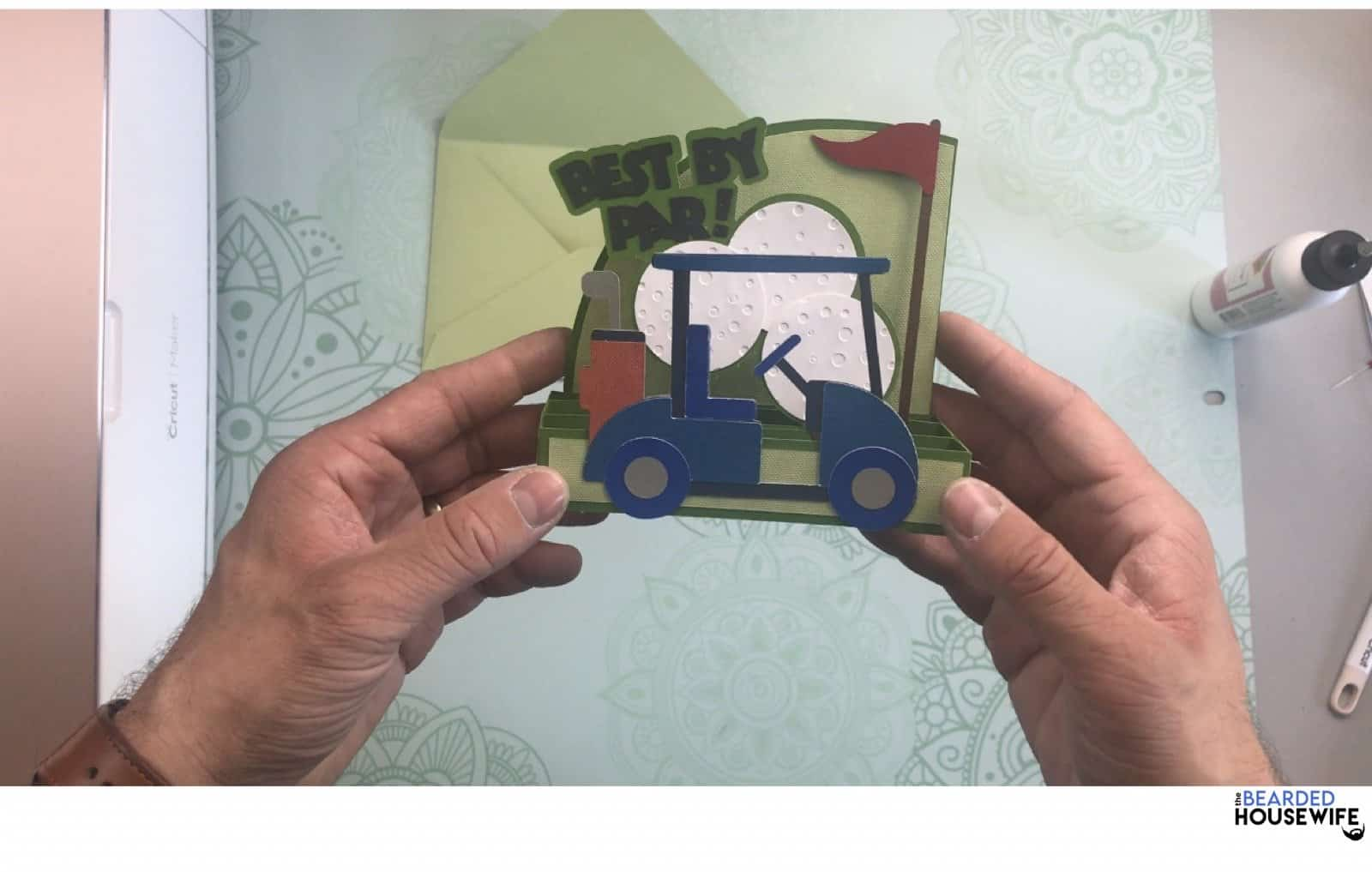 your card is ready to gift